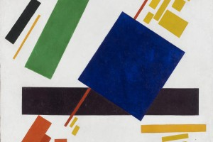Malevich, Suprematist Composition, 1916, Private Collection, Switzerland