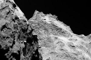 Comet on 5 Sept