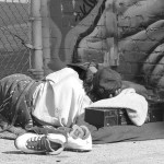 Homeless sleeping thumbnail image