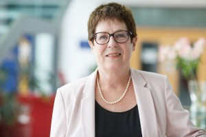 Vice-Chancellor Professor Dame Julia Goodfellow