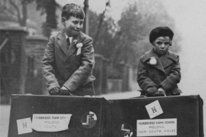 On their Own - Britain's child migrants