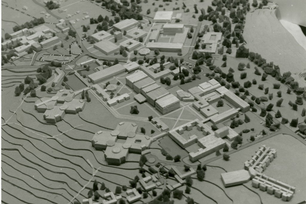 University of Kent, courtesty of the University Archives